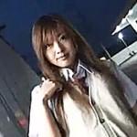 うわぁ…めっちゃピンクの乳首!!ケガレをしらない女子高生が円光オヤジにガン突きされてるぞwww