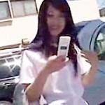 手慣れた感じでオジサンと円光する女子高生の日常…発育したおっぱいがたまんねぇぇぇぇ!!